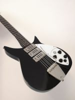 (Beatles) John Lennon: Rickenbacker 325 - Miniature Guitar Replica (UK Seller)